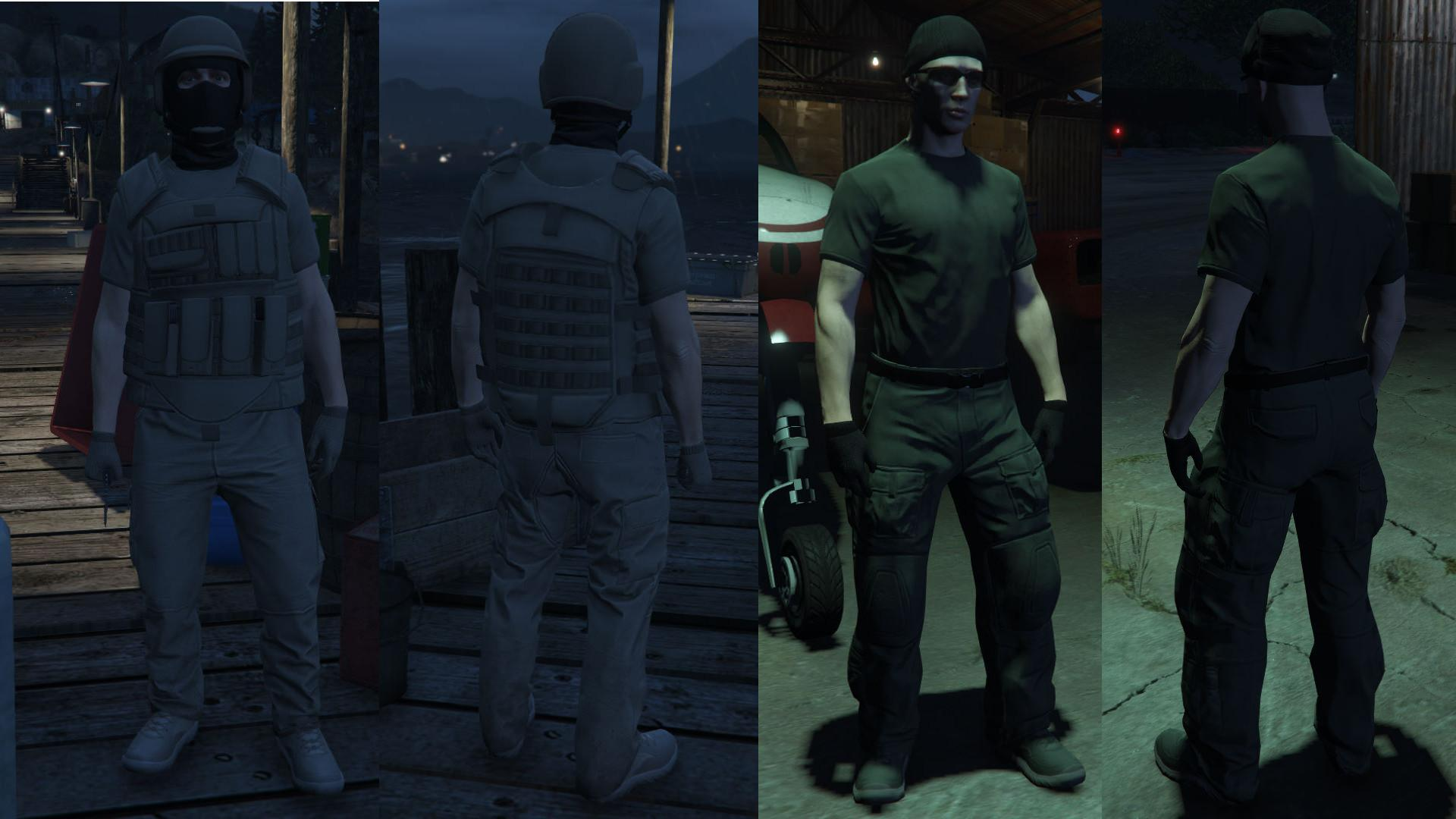 perfect gta online male outfits male