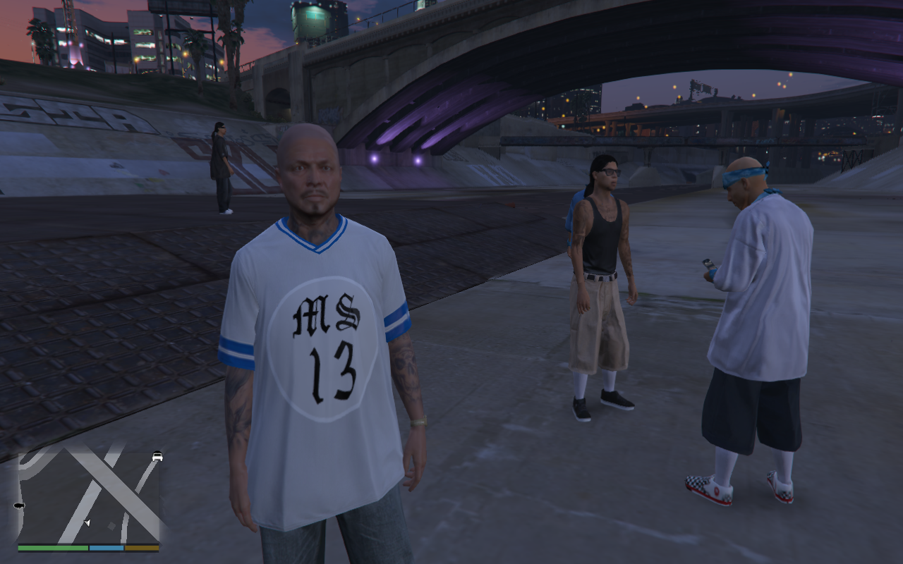 gta 5 how to create a gang