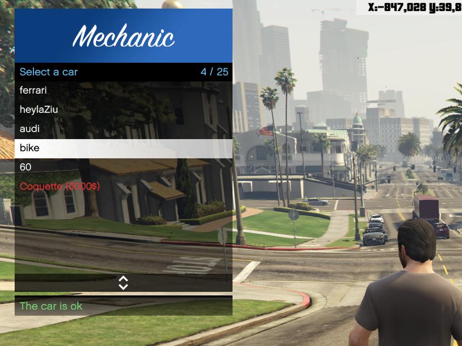 Multiplayer Mechanic - GTA5-Mods com