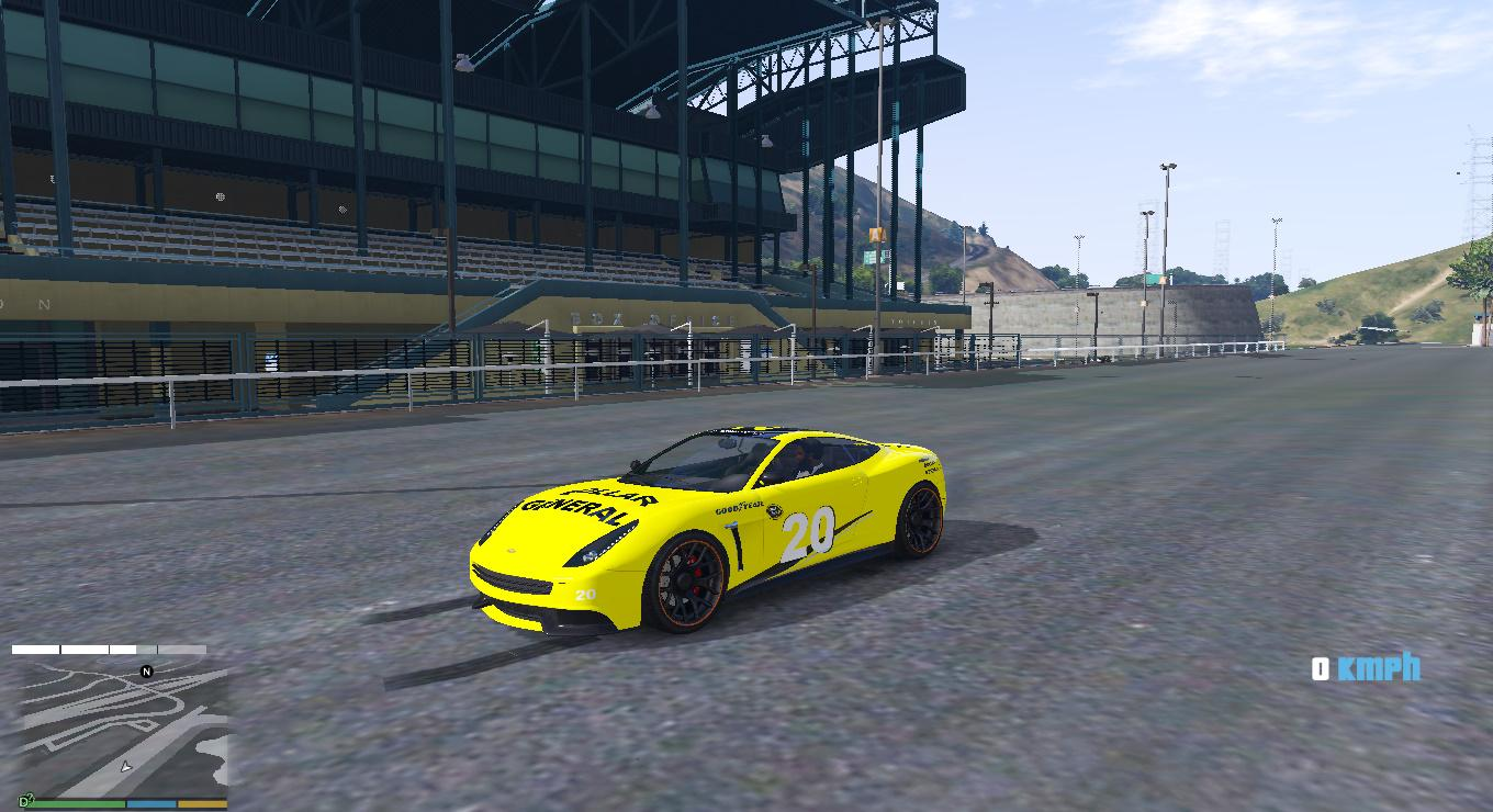 NASCAR Liveries Pack for Massacro Race Car - GTA5-Mods.com