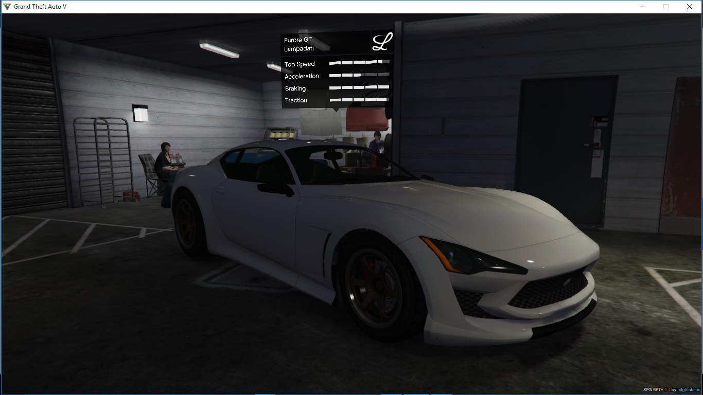 Need for speed garage gta5 for Garage auto legue langueux