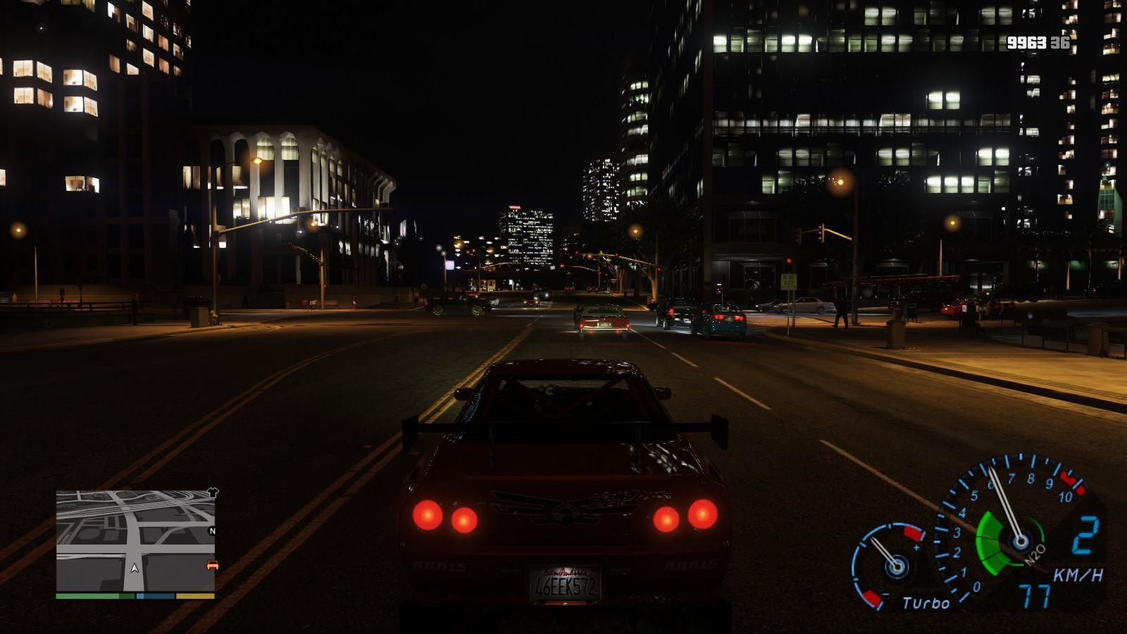 Need for Speed Underground Speedometer - GTA5-Mods.com