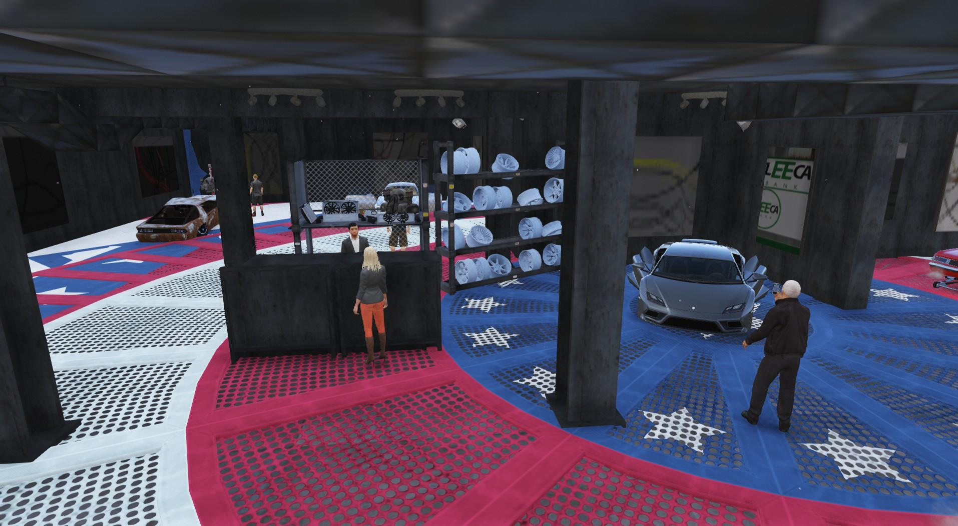 Car Showroom/Dealership - GTA5-Mods.com