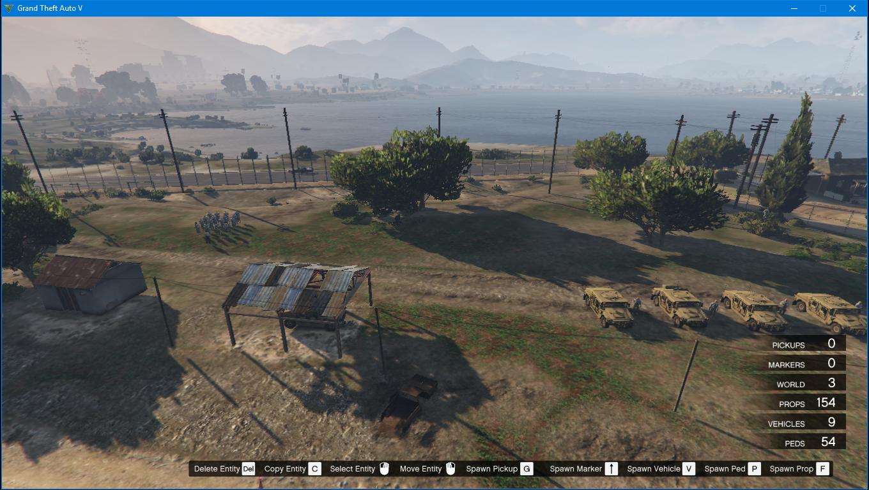 New Small Army Base GTA5 Modscom