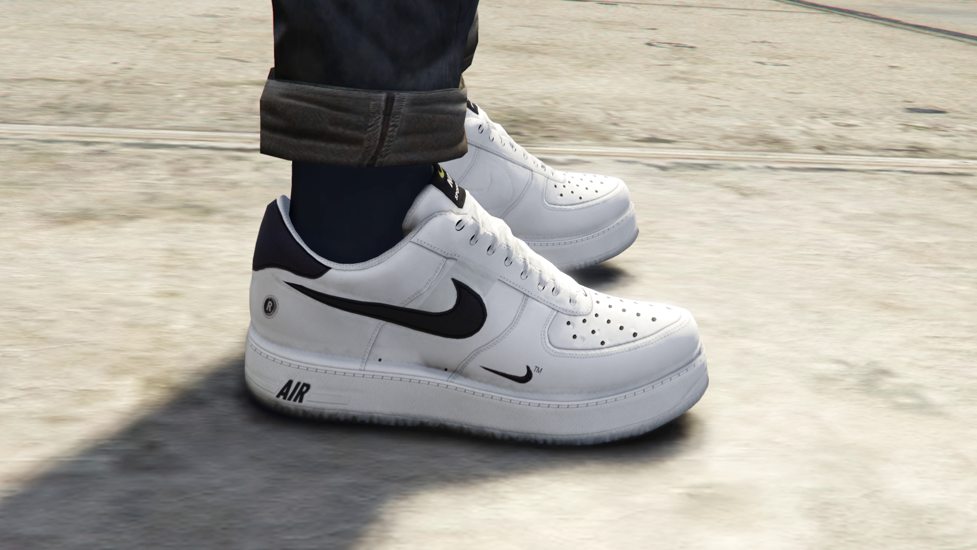 sneakers for cheap c8196 3465d Nike Air Force 1 07 LV8 Utility - GTA5-Mods.com