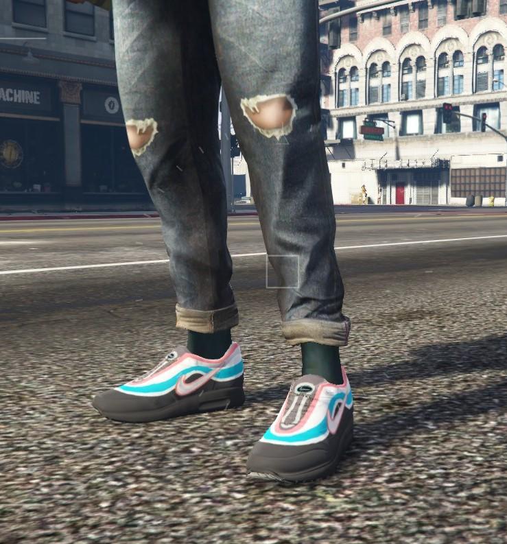 Nike Air Max 97 Neon Seoul - GTA5-Mods.com