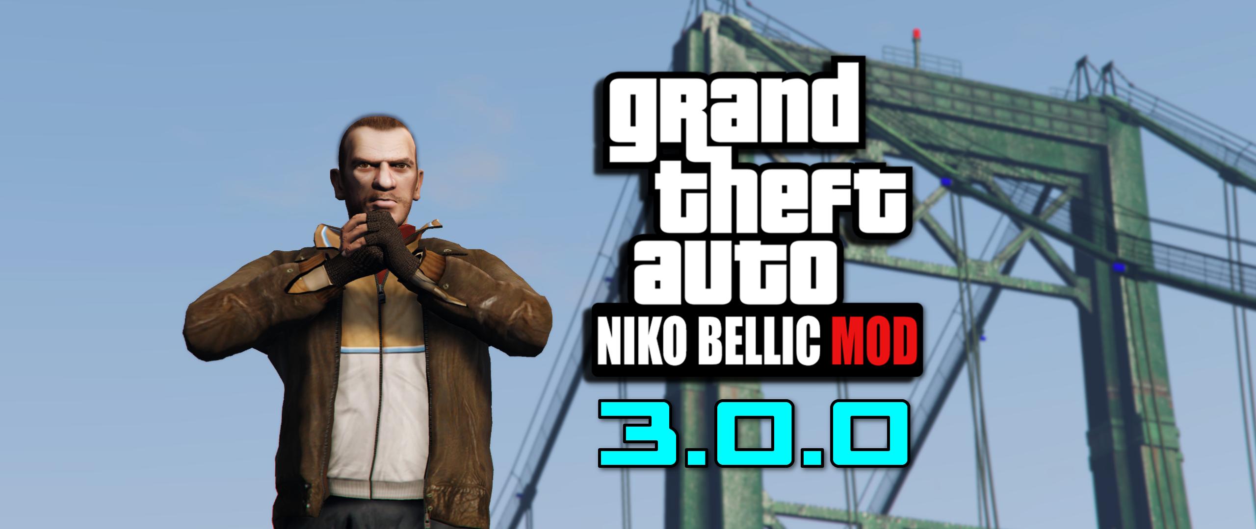 Niko Bellic - GTA5-Mods.com