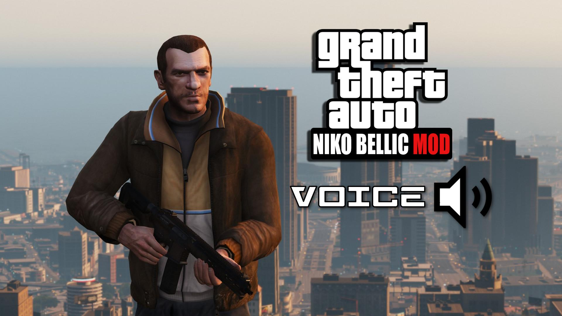 niko bellic voice gta5modscom