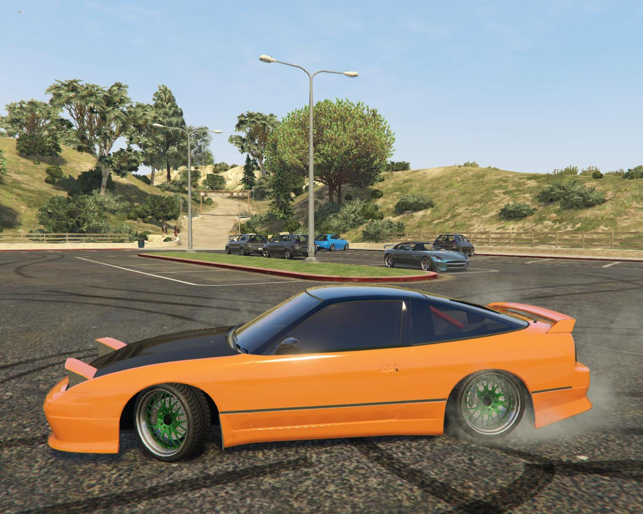 nissan 240sx tuning gta5. Black Bedroom Furniture Sets. Home Design Ideas