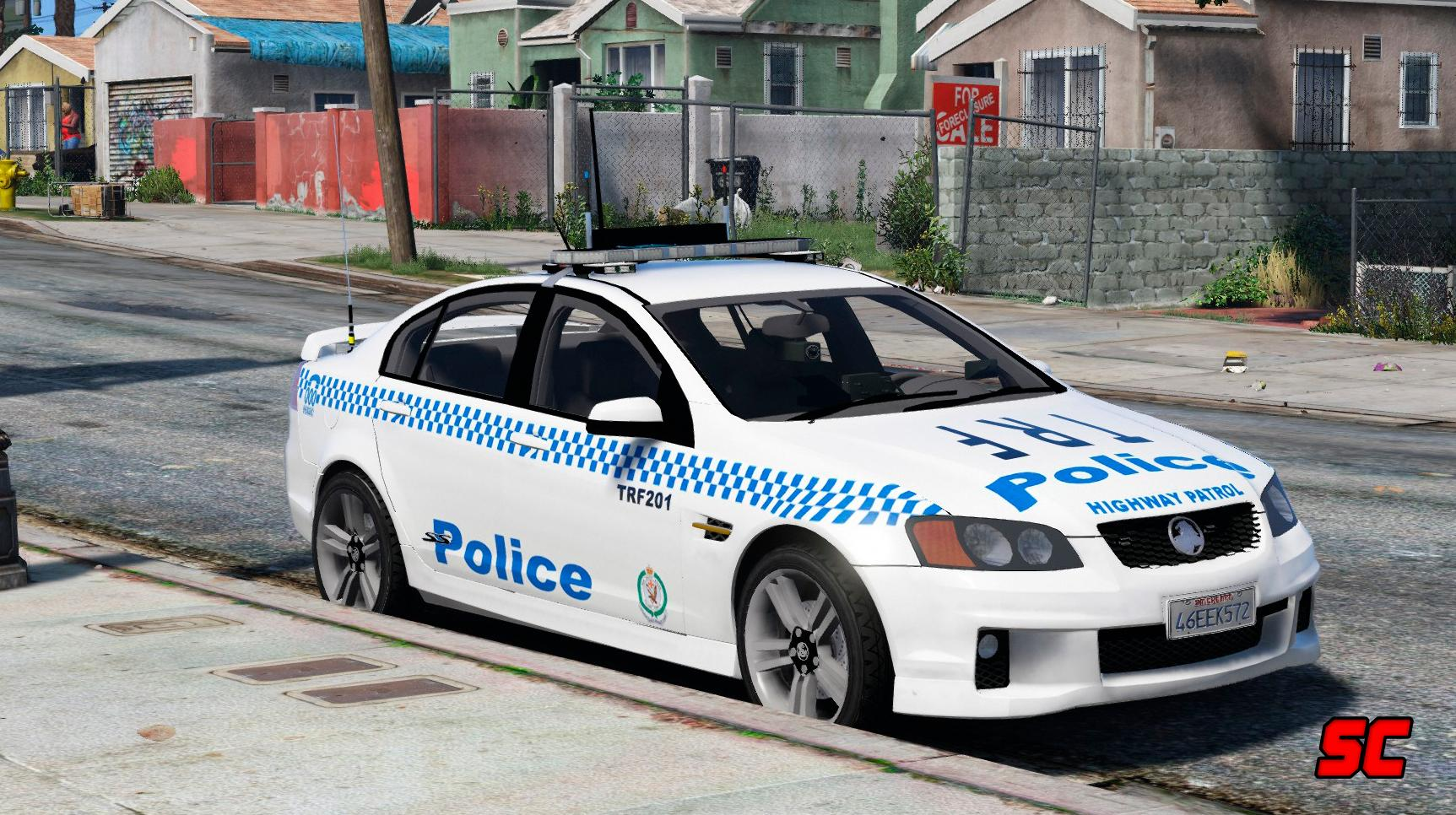 how to get the police mod gta5