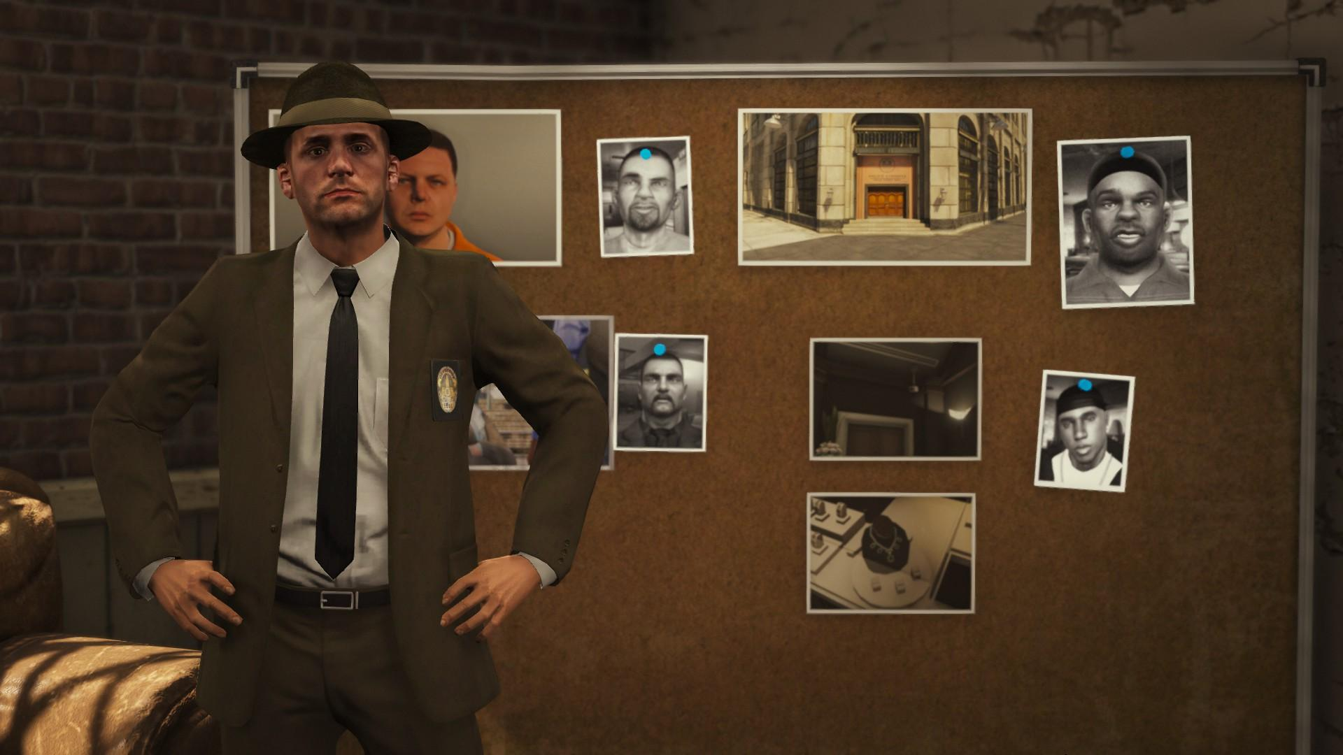 Old School Lapd Detectives - Gta5-Modscom-2513