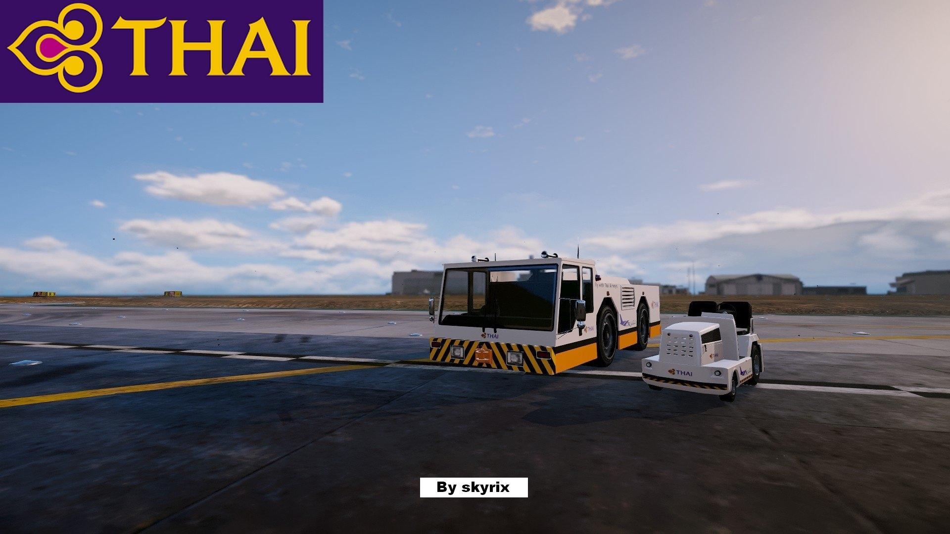 thai airways airport pack gta modscom