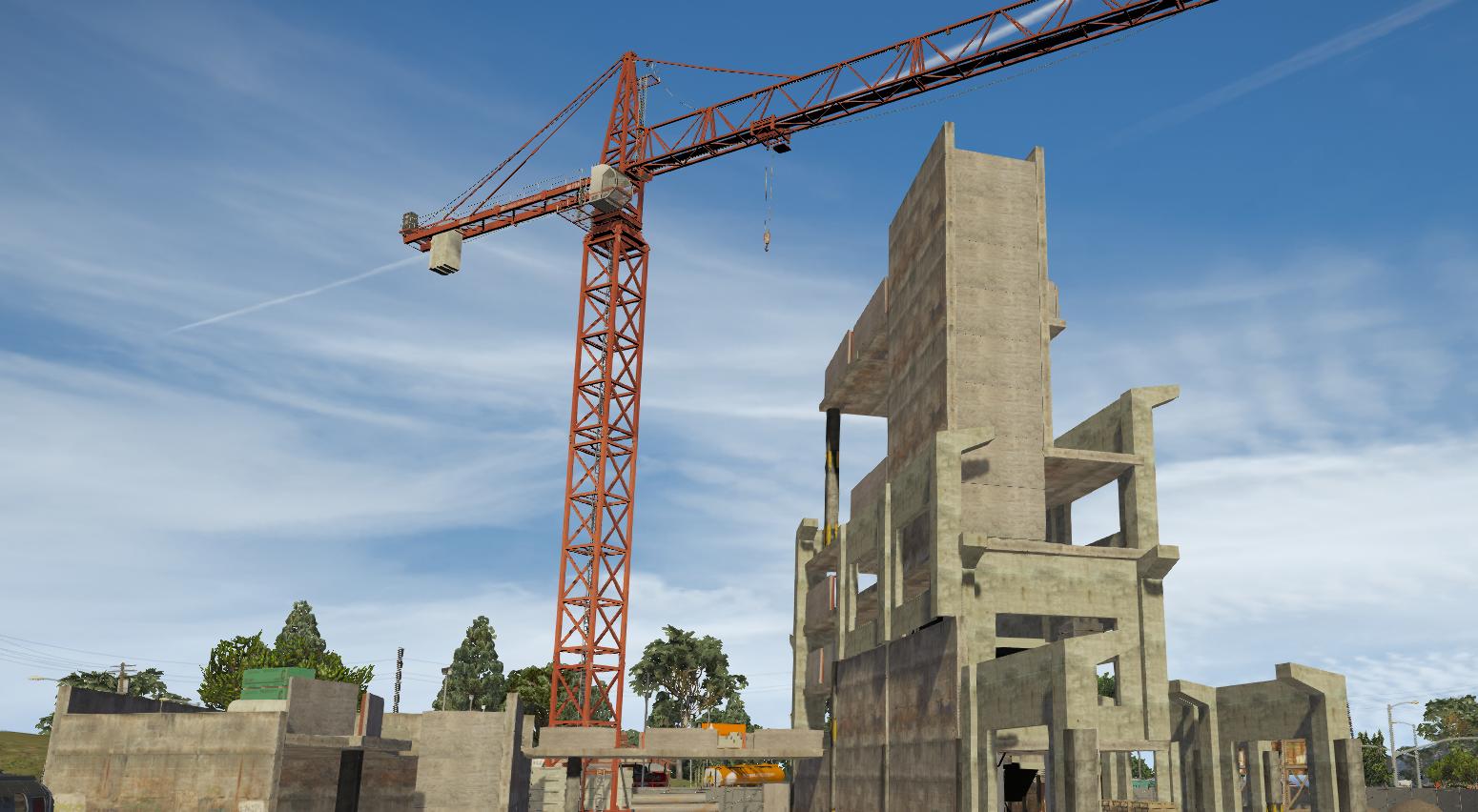 Construction Site Security | WESTEX