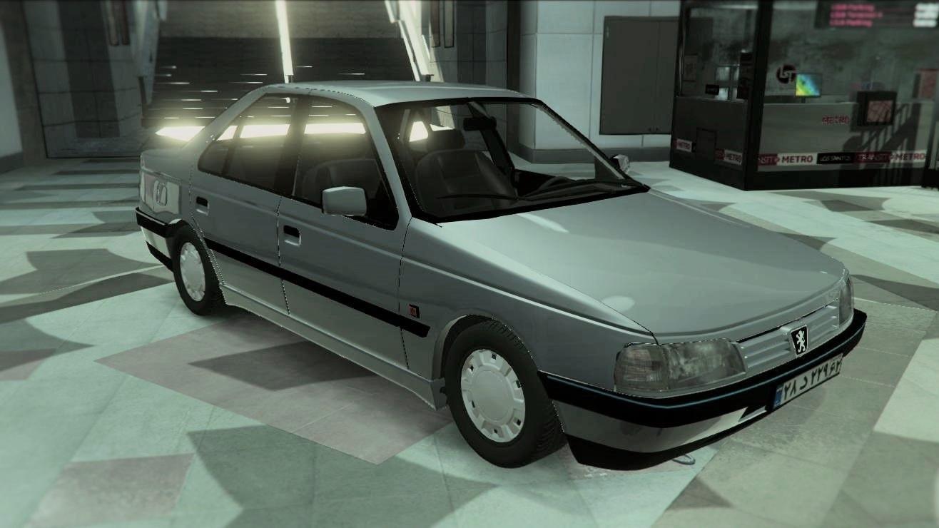 Peugeot 405 Pe