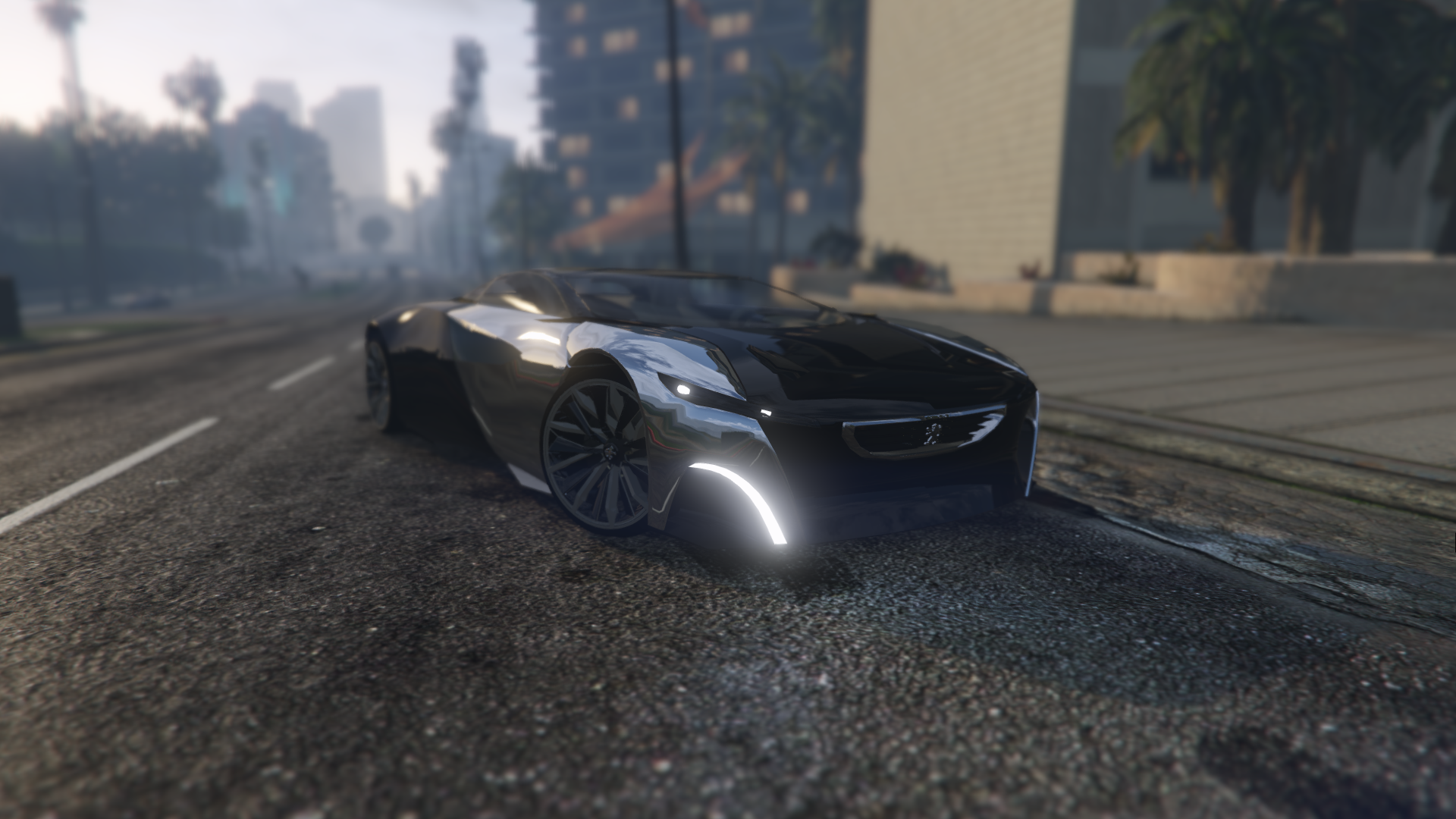 Peugeot Onyx Add On Replace Auto Spoiler Gta5 Mods Com HD Wallpapers Download free images and photos [musssic.tk]