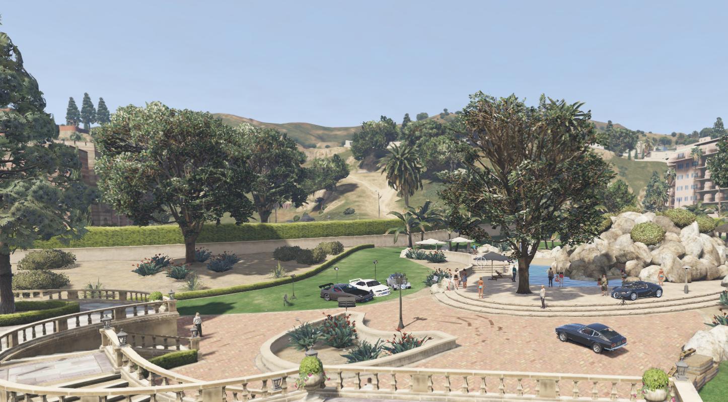 playboy mansion enhanced gta5 mods com