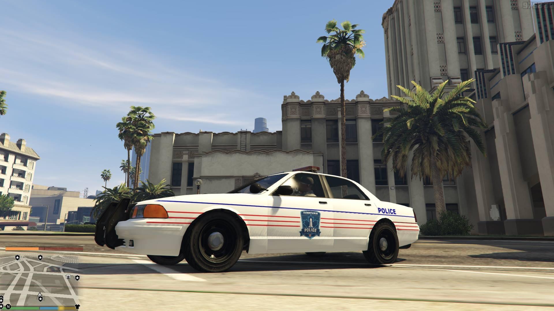 Trailer Park Boys Police Car Gta5 Mods Com