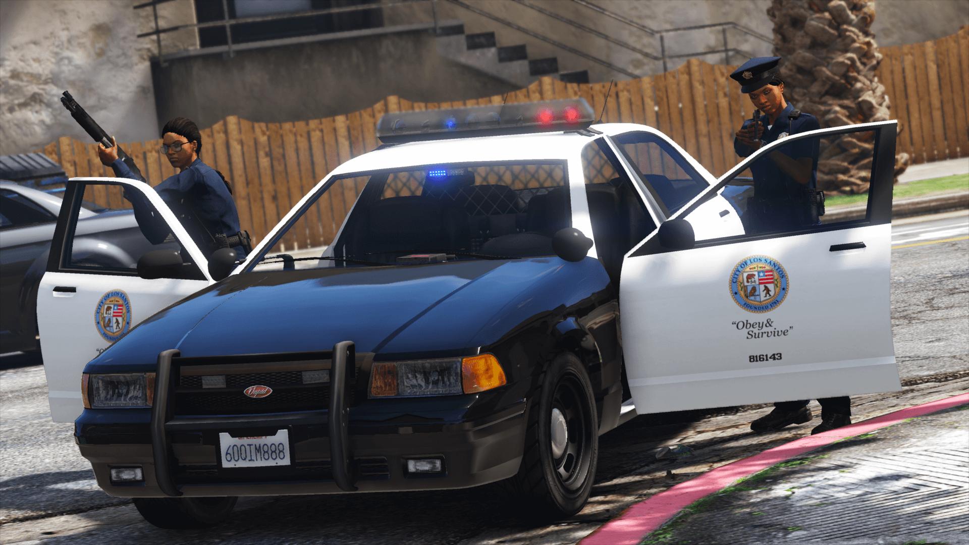 Police Force - GTA5-Mods com