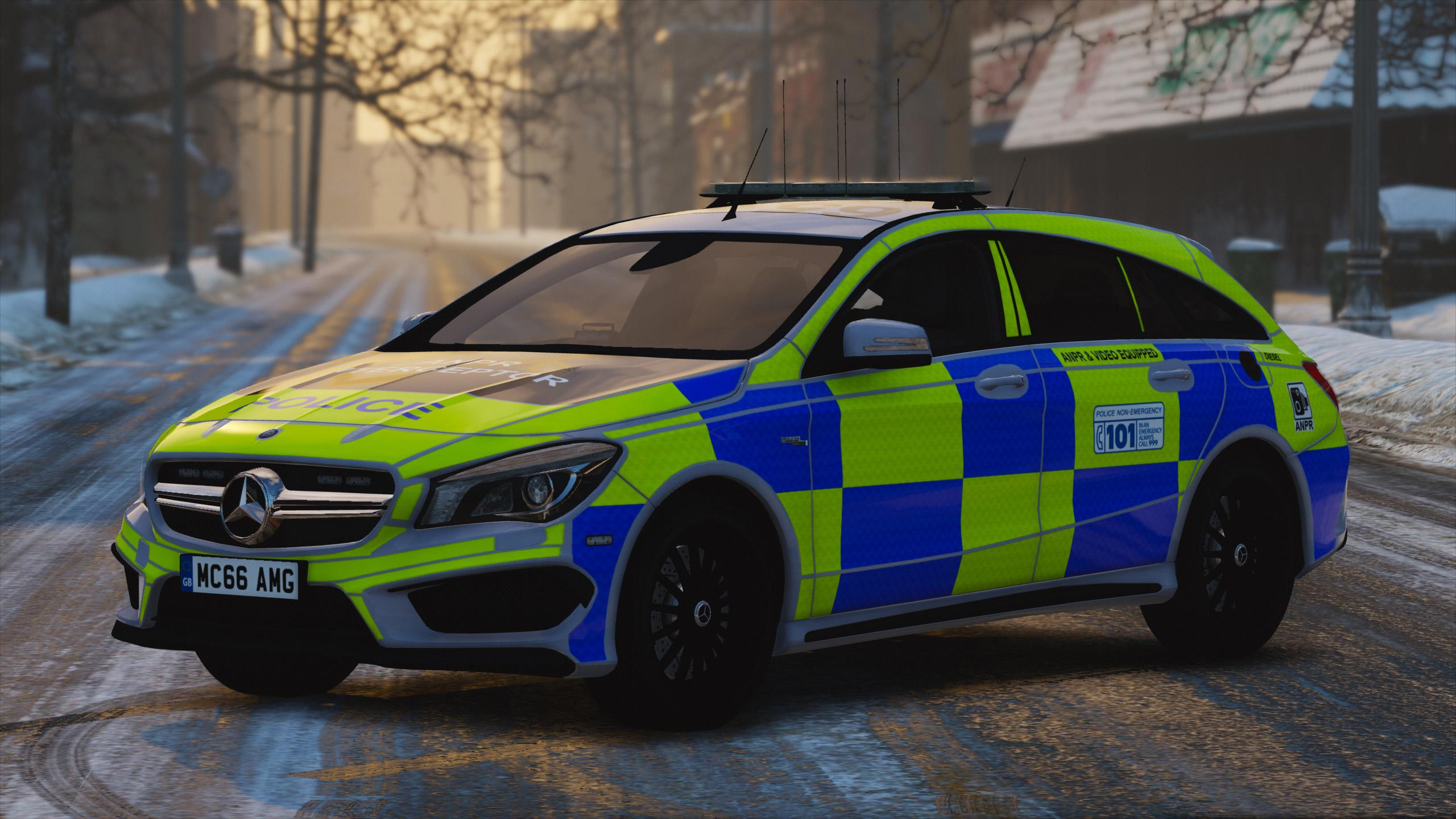 how to make a police car in gta 5