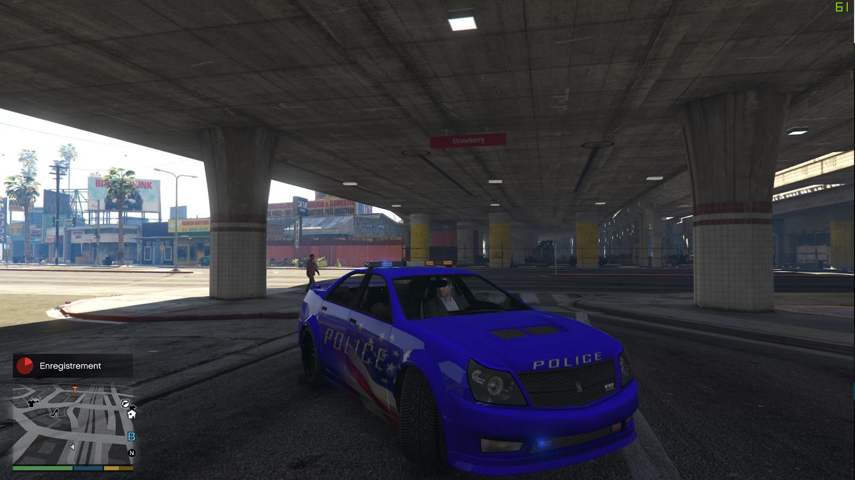 police stinger (GTA IV) [replace] - GTA5-Mods com