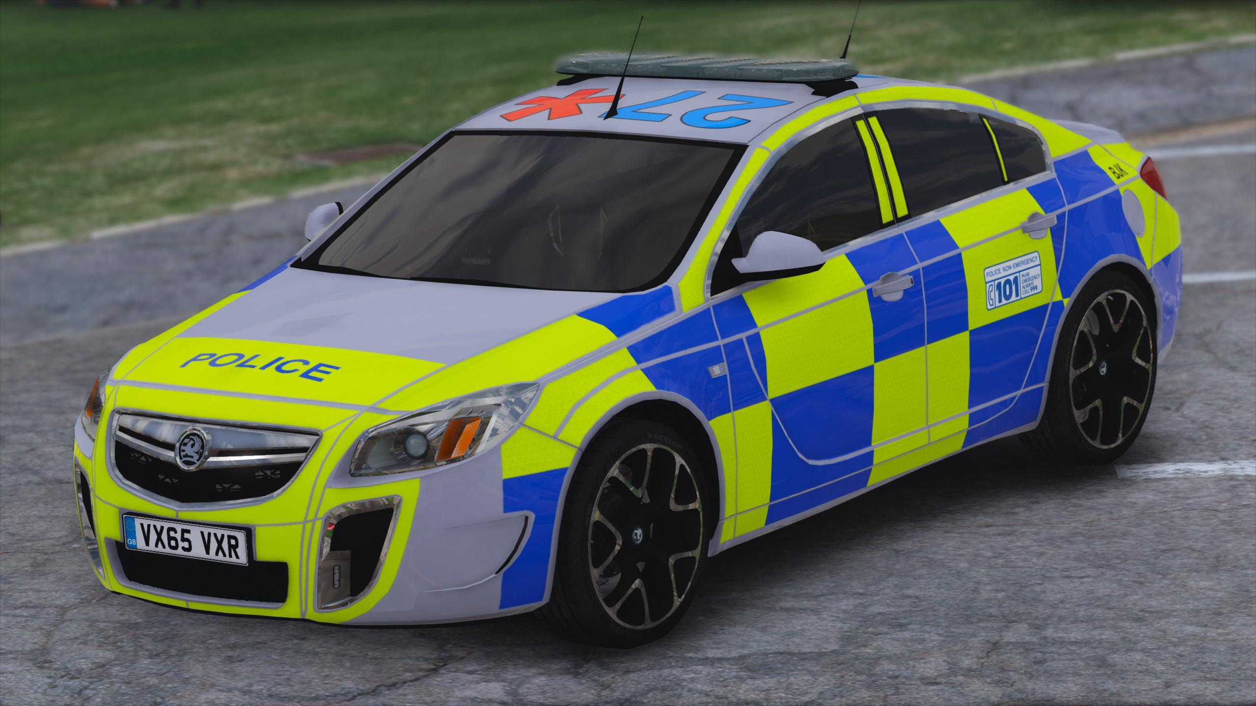 Insignia Vxr 2018 >> Police Vauxhall Insignia VXR - GTA5-Mods.com