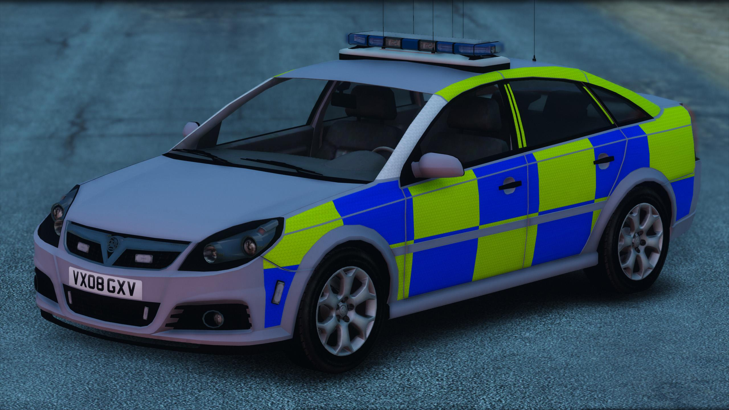police vauxhall vectra gta5. Black Bedroom Furniture Sets. Home Design Ideas