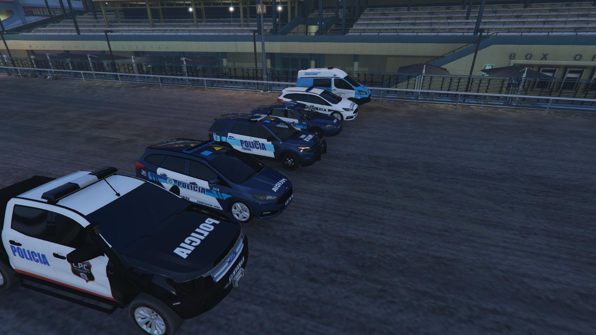 Policia Argentina Megapack Gta5 Mods Com