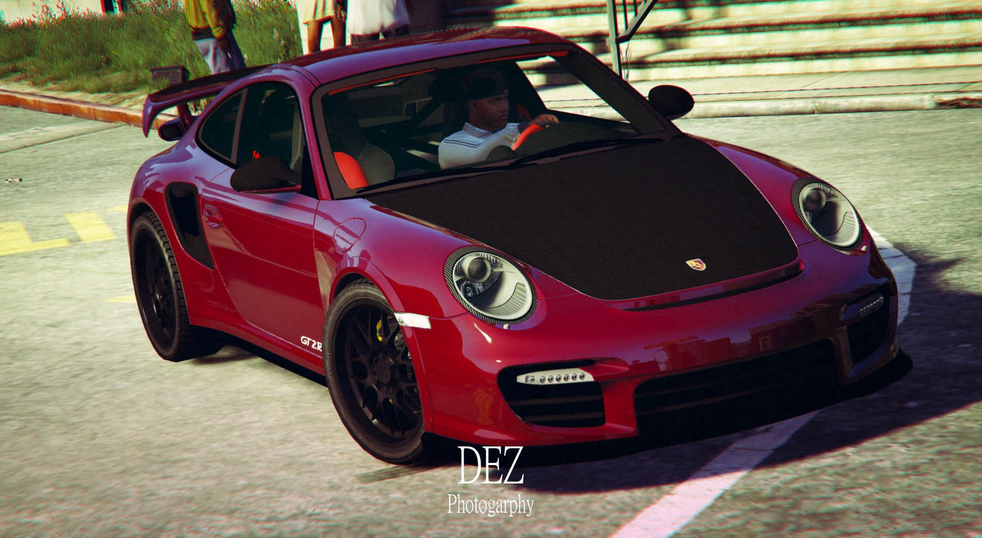 porsche 911 997 gt2 rs replace gta5. Black Bedroom Furniture Sets. Home Design Ideas