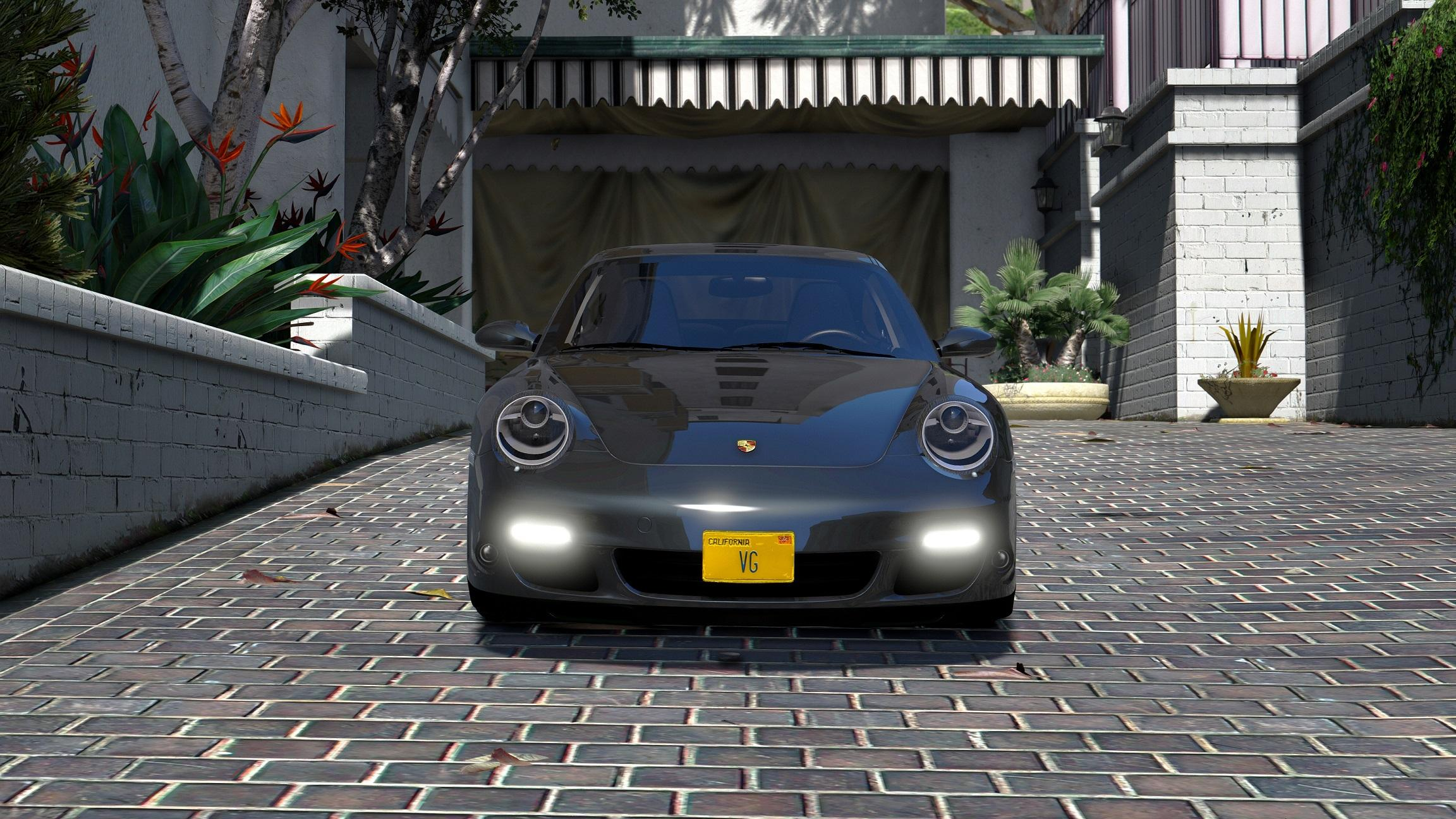 Porsche 911 Turbo Gta5 Mods Com