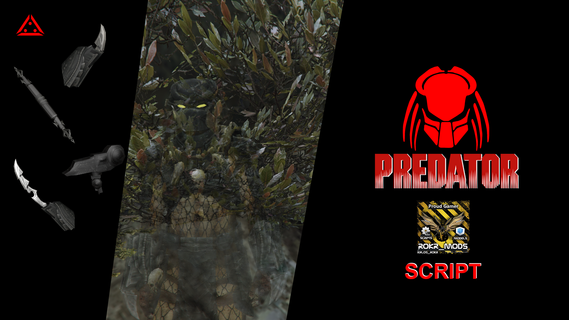 Predator Mod Beta - GTA5-Mods com