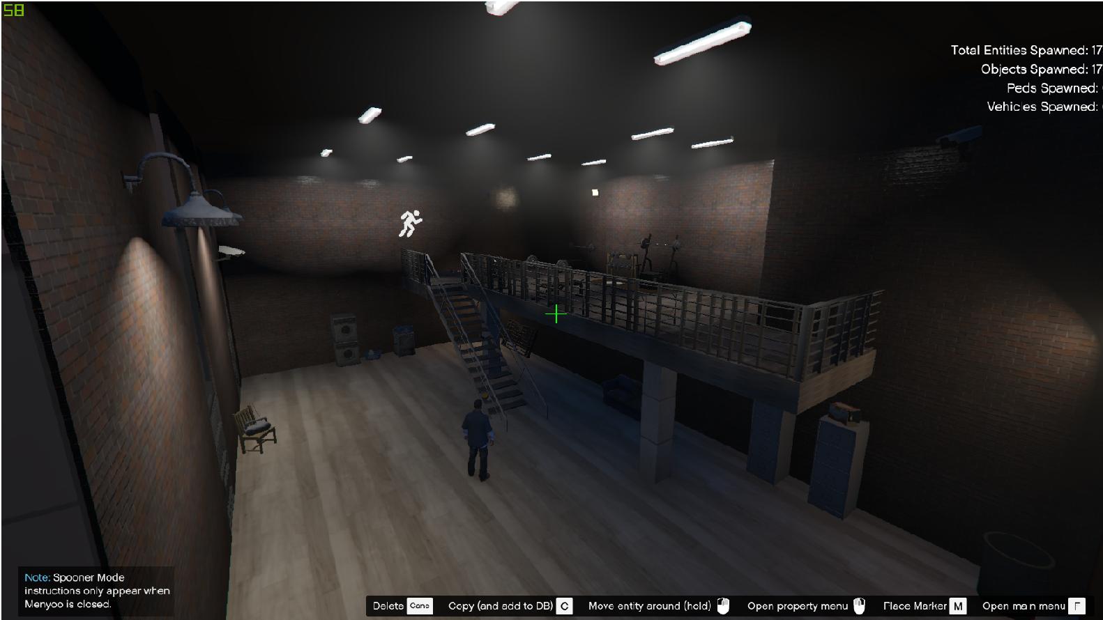 Prison Map v1 0 (Menyoo) - GTA5-Mods com