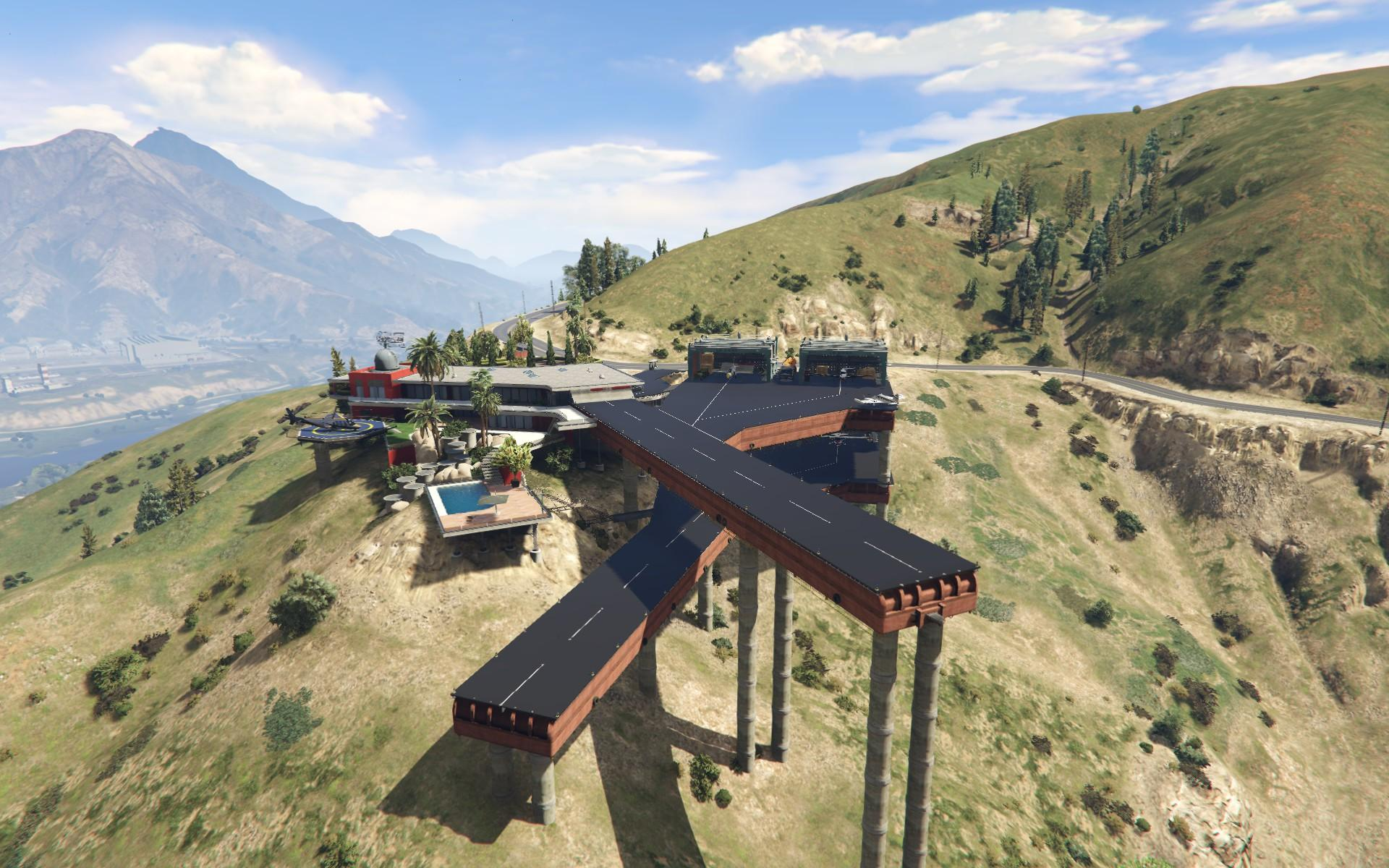 Private Airport For Villa Gta5 Modscom