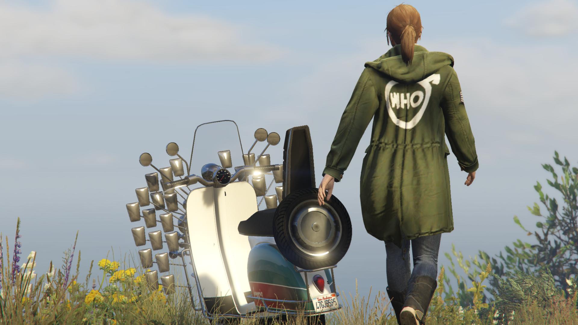 Quadrophenia Parka For Mp Characters Mpbiker Gta5 Mods Com