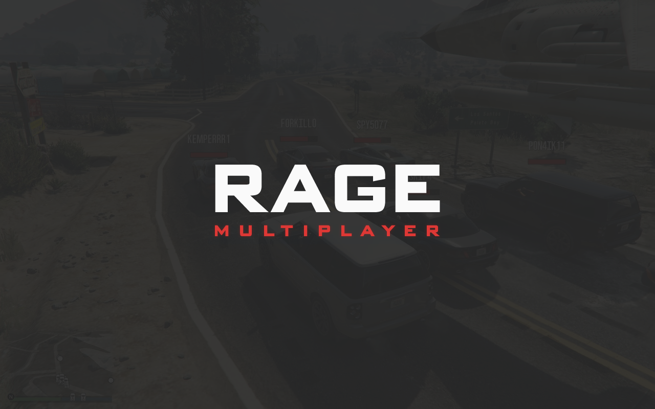 RAGE Multiplayer - GTA5-Mods com