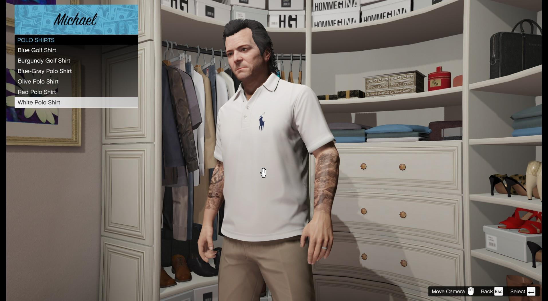 ralph lauren polo shirts pack gta5. Black Bedroom Furniture Sets. Home Design Ideas