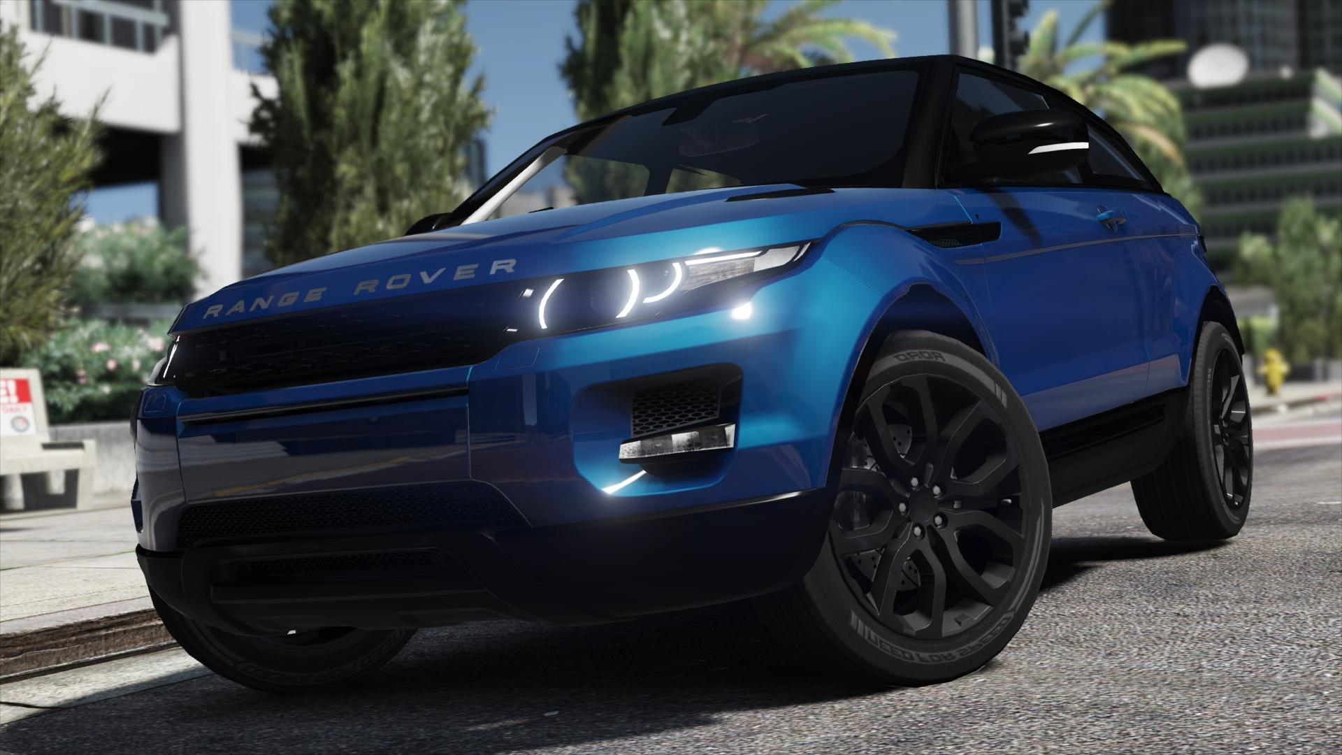 range rover evoque add on replace tuning template. Black Bedroom Furniture Sets. Home Design Ideas