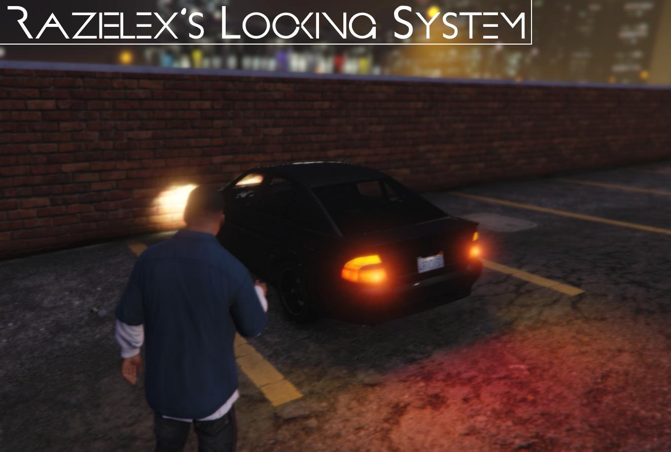 Razielex's Car Lock System - GTA5-Mods com