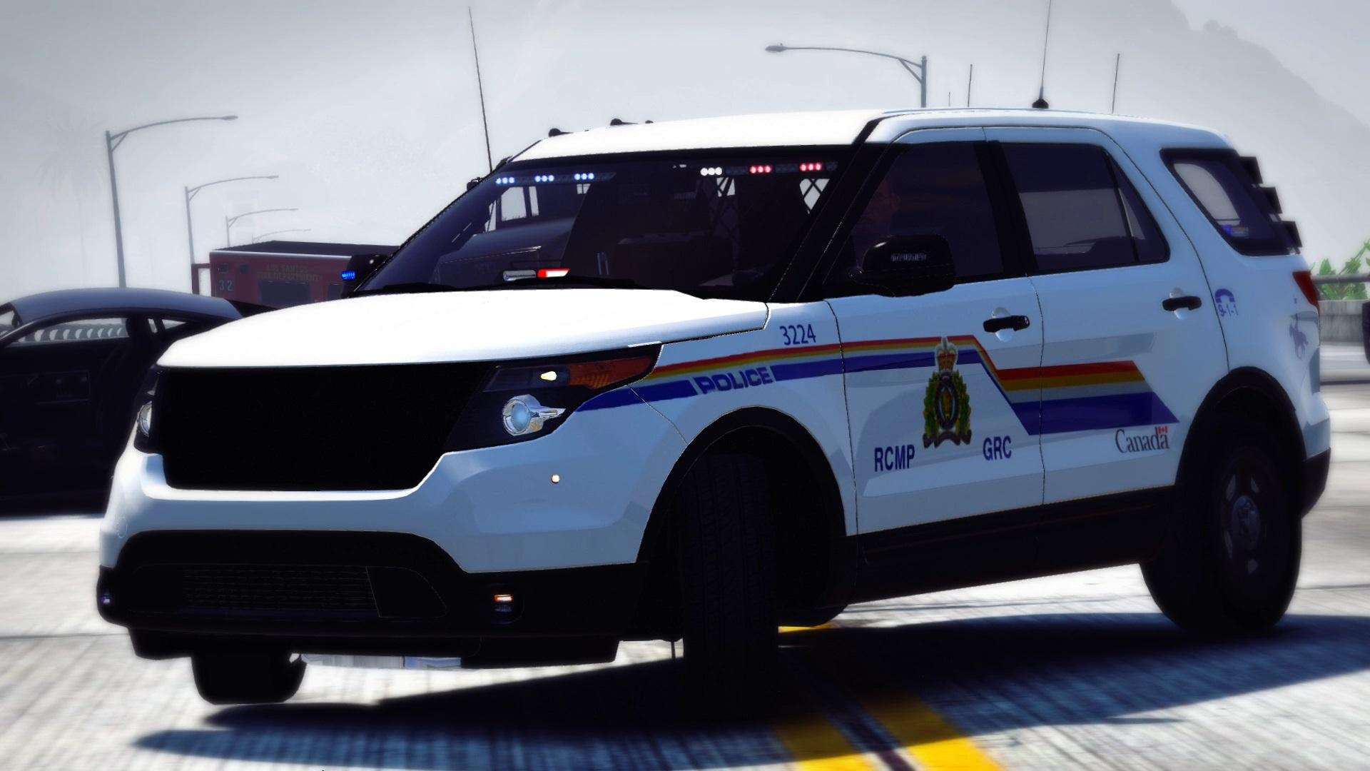 Rcmp Skin For Fpiu Gta5 Mods Com