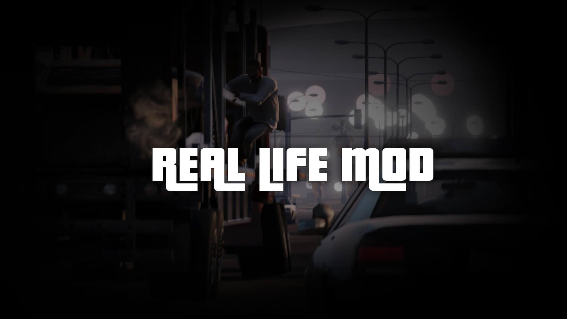 real life mod gta 5