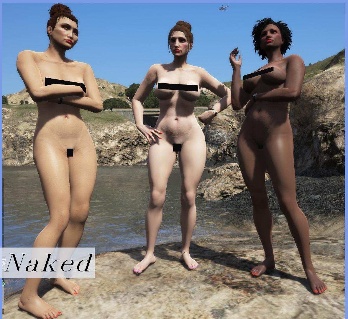 Naked Photo