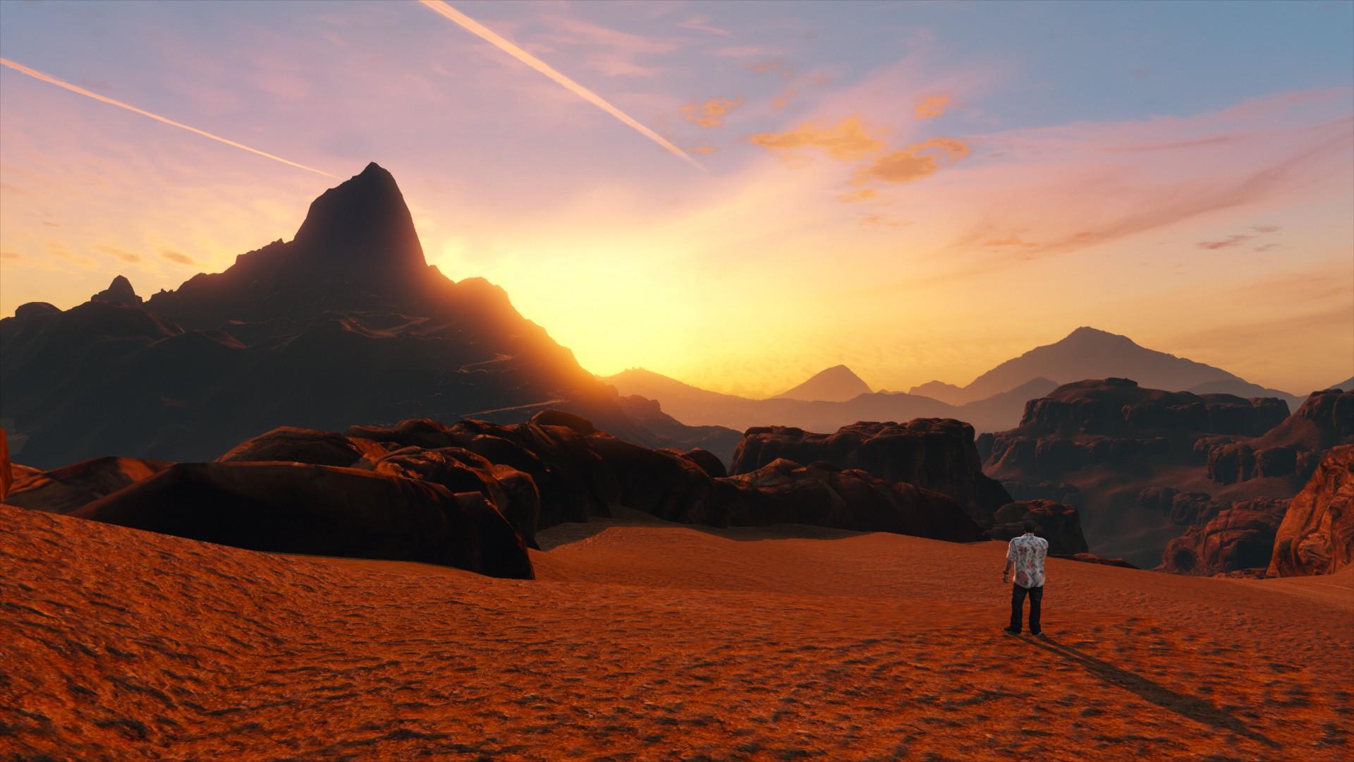 Red Dead Desert [Add-On] - GTA5-Mods.com