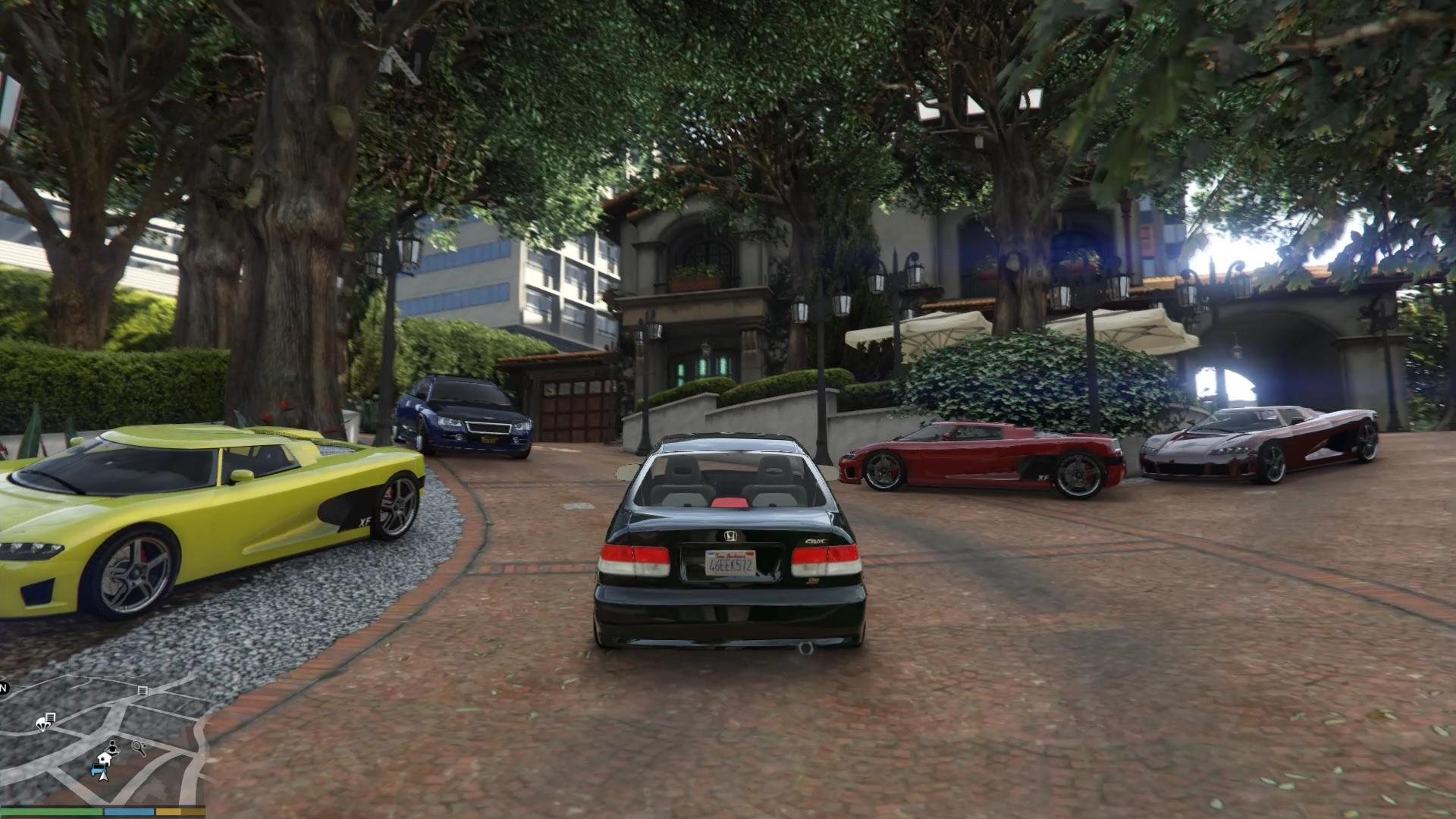 Michaels Remodeled Luxury Mansion Gta5 Modscom