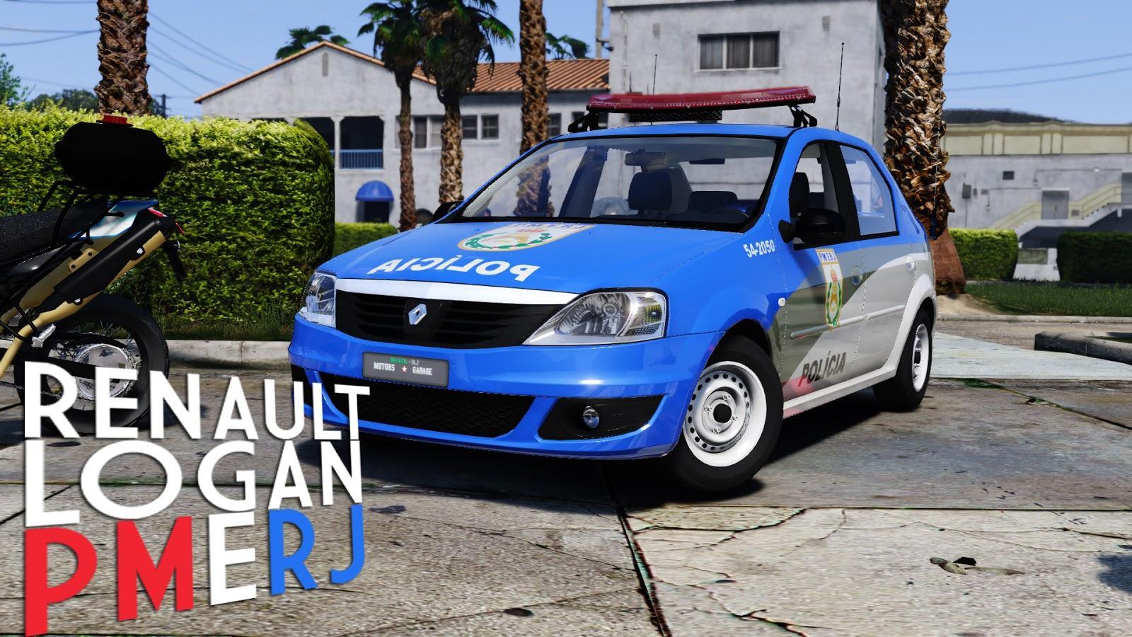Renault logan pmerj gta5 for Credit garage renault
