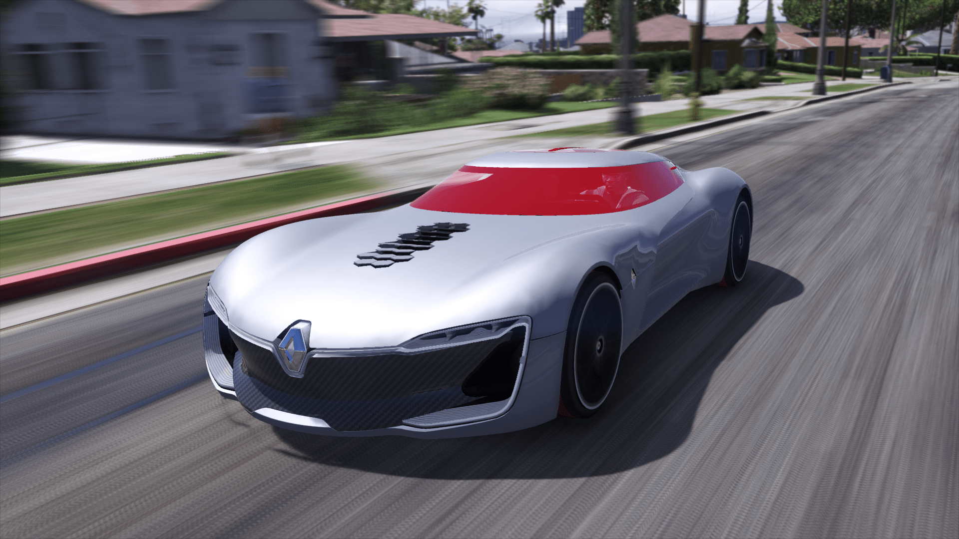 Renault Trezor Add Onreplacetemplate Gta5 Modscom