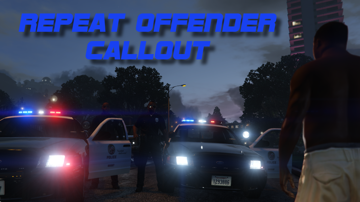 Repeat Offender Callout (LSPDFR 3 1 - RPH 37+) - GTA5-Mods com