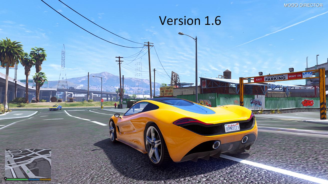 Reshade for NVR and VisuaIV - GTA5-Mods com