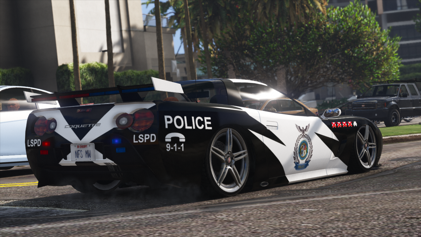 Rockport Police Pack [Add-On | Template | RDE-Style] - GTA5-Mods com