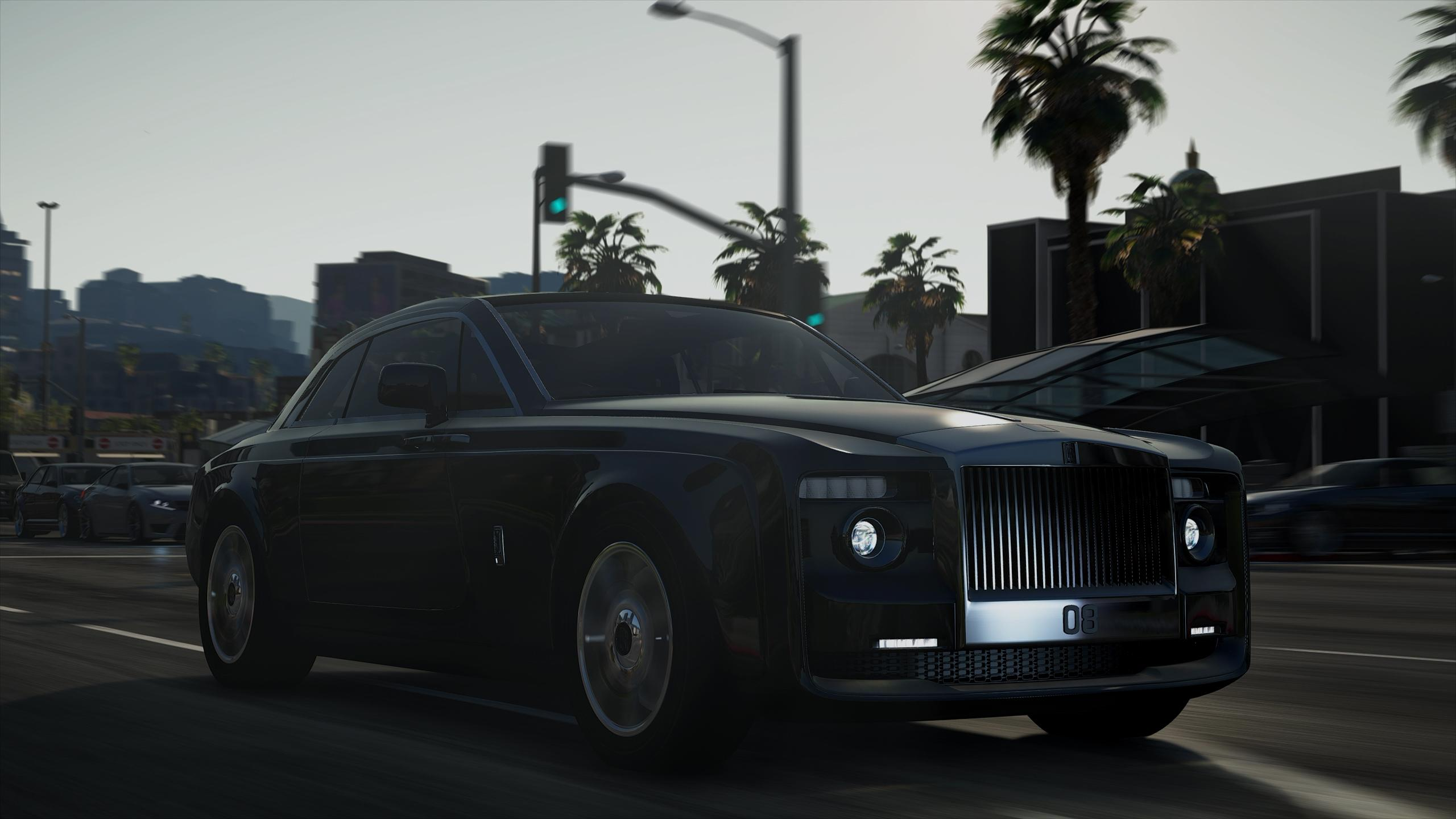 rolls royce sweptail 2017 add on replace gta5. Black Bedroom Furniture Sets. Home Design Ideas