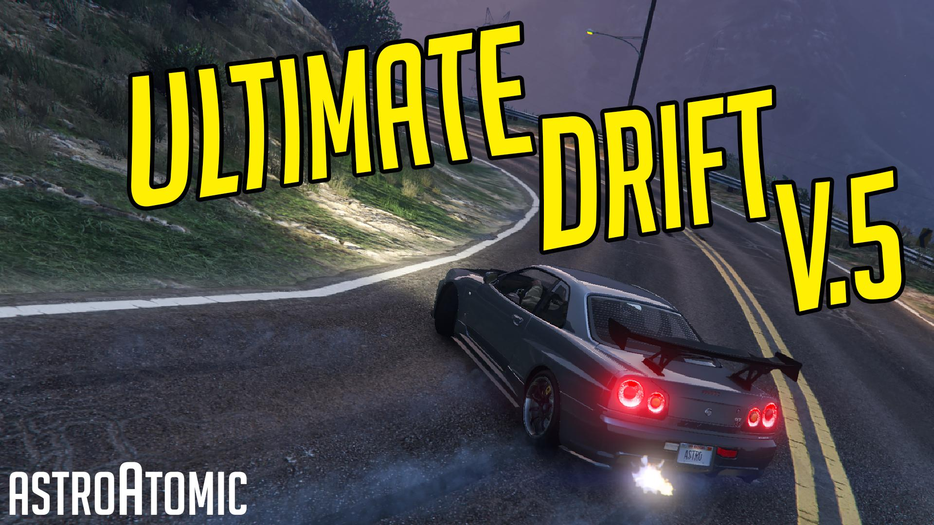Ultimate Drift - GTA5-Mods.com