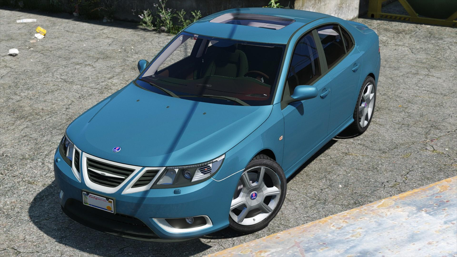 saab 9 3 turbo x gta5. Black Bedroom Furniture Sets. Home Design Ideas